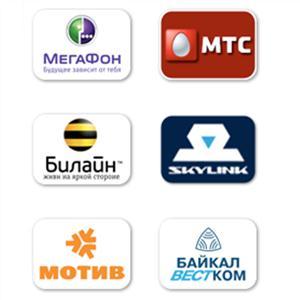 Операторы сотовой связи Карасука