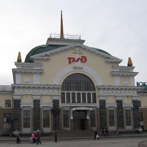 Железнодорожные вокзалы Карасука